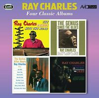 Ray Charles - Four Classic Albums (The Genius Hits The Road / The [CD]