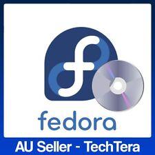 Linux Fedora Workstation 26 - 32/64Bit Bootable DVD OS