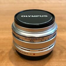 Olympus M.Zuiko 17mm f/1.8 AF Lens For Micro Four Thirds