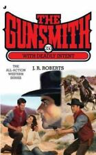 The Gunsmith #350: With Deadly Intent (Gunsmith, The) [Jan 25, 2011] Roberts, ..