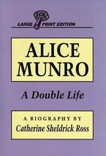 Alice Munro: A Double Life-ExLibrary
