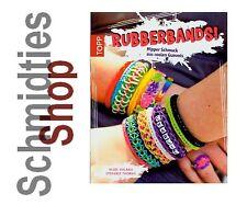 Bastelanleitungsbuch Rubberbands! Hipper Schmuck RLB318