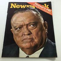 VTG Newsweek Magazine May 10 1971 - Herbert Hoover / Newsstand