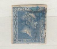 Germany Prussia 1857 2 S sgr VFU J4546
