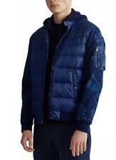 POLO RALPH LAUREN Men's Down Jacket XL Double Knit Puffer Navy NWT