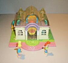 "Polly Pocket Bluebird Mini-Spielzeug ""Schönheits-Farm + 2 Figuren""  PP37"