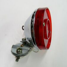 NOS Generator Round  Tail Light For Bicycle  With Steel Frame
