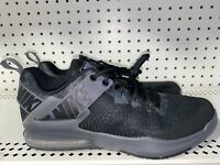 Nike Zoom Domination TR2 Mens Athletic Training Shoes Size 10.5 Black Gray