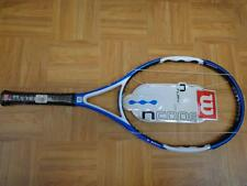 NEW Wilson Ncode N Fury 110 head 4 1/4 grip Tennis Racquet