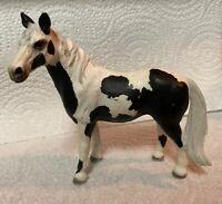 Schleich 13696 Pinto Mare Black and White 2011