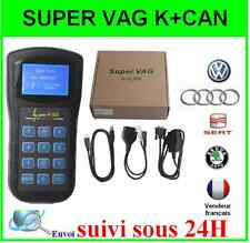 DIAGNOSTIQUE - SUPER VAG K+CAN 4.8 - Correction Kilométrique - COM VAG TACHO PRO