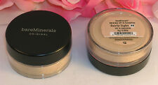 New Bare Minerals Original Foundation SPF 15 Fairly Light N10 .28 oz Loose Pwdr