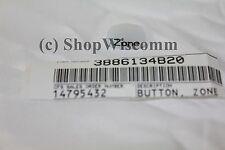 """Motorola OEM CDM Button """"Zone"""" 3886134B20 CDM750 CDM1250 CDM1550 & More"""