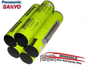 Tauchlampen Akku, anfertigung für alle Modelle, Panasonic N-3000CR 12V3000mAh