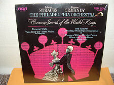 Crown Jewels of the Waltz Kings - Strauss / Ormandy - NEW Sealed