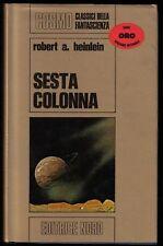 COSMO ORO 19 1974 HEINLEIN Sesta colonna Prima Edizione