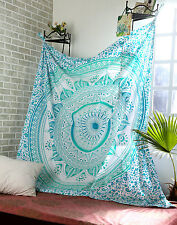 Bohemian Tapestry Mandala Bedspreads Indian Wall Hanging Hippie Dorm Decor Throw