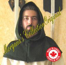 Medieval Celtic Peasant Monk Hood