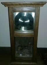 Vintage - Wildlife Collection - Quail Nesting lighted Clock ( Taxidermy )