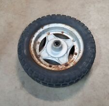 1977 Honda 70 CT MINI TRAIL CT70 FRONT Wheel hub  drum original tire