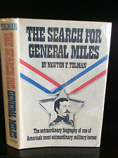 THE SEARCH FOR GENERAL MILES - Newton F. Tolman-1968