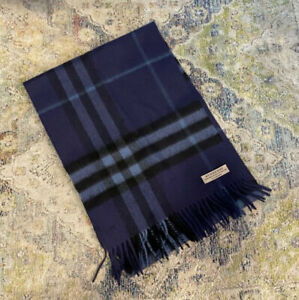 🤩 NEW Authentic Burberry 100% Cashmere Scarf
