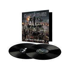 Iron Maiden A Matter Of Life & Death 180g 2LP Vinyle,Gatefold 2017 Parlophone