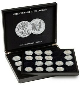 American Silver Eagles Presentation Case