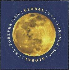 2016 US STAMP - GLOBAL MOON - FOREVER SINGLE - SCOTT# 5058