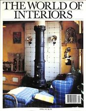 The World of Interiors: April 1992