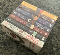 New Sealed - Dead Until Dark 7 Book Paperback Box Set By Charlaine Harris/ACE