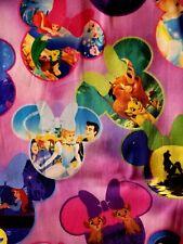 Disney woven cotton 1 yard