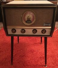 Stunning Vintage Dansette RG31 Record Player Radiogram, BSR Deck, Fully Working!