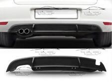 REAR DIFFUSER FOR VW GOLF 6 08-12 GTI LOOK GOLF VI SPOILER BODY KIT NEW TWIN