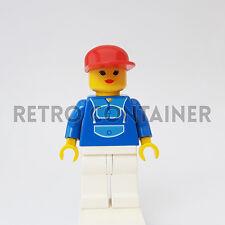LEGO Minifigures - 1x trn016 - Train Passenger - Town Omino Minifig 4560 4561