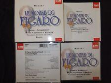 COFFRET 2 CD MOZART / LE NOZZE DI FIGARO / GIULINI /