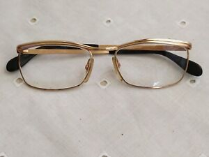 Vintage 10K Goldplattiert Brillenfassung von METZLER