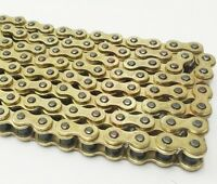 Heavy Duty Drive Chain 520-118 Gold for KTM 125 SX Motocross 95 - 11