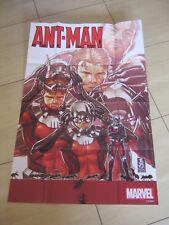 Promo Poster - Ant-Man 2014 - Mark Brooks - Marvel Comics                     ZZ