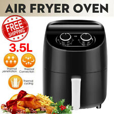 Air Fryer 3.5L Oil Free Low Fat Healthy Cooker Oven Food Frying Chip Fry Kitchen