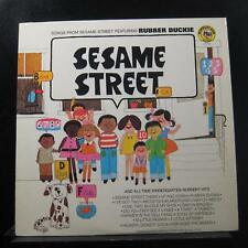 Golden Orchestra & Chorus - Songs For Sesame Street And All Time LP VG+ LP-256