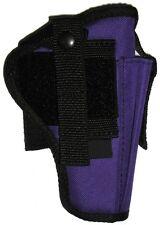USA Made Purple Custom holster Glock 17 22 23 G34 S&W Auto 40 45 Taurus 9mm