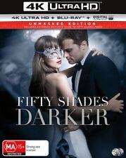 Fifty Shades Darker Blu-ray (2017) Jamie Dornan