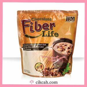 Chocolate Fiber Life - JRM Jamu Ratu Malaya