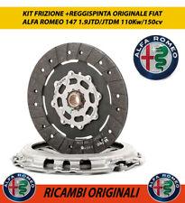 KIT FRIZIONE +REGGISPINTA ORIGINALE FIAT ALFA ROMEO 147 1.9JTD/JTDM 110Kw/150cv
