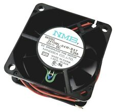 12V 2.4W .26A High Speed Brushless DC Case Fan NMB 2410ML-04W-B57 (1 piece)