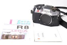 Leica r8 body Silver