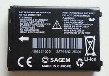 Genuine Sagem 188881300 Battery for My401V My401X SA7N-SN2