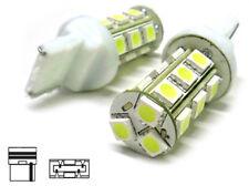 A2ZWORLD LAMPADA LED T20 W21W 7440 18 SMD BIANCO LUCI FRECCE RETROMARCIA 12V