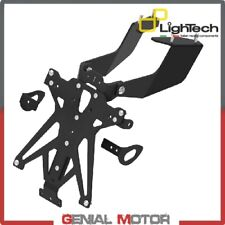 LIGHTECH Verstellbare Kennzeichenhalter TARHO113A3 Honda Integra 750 2016 2018